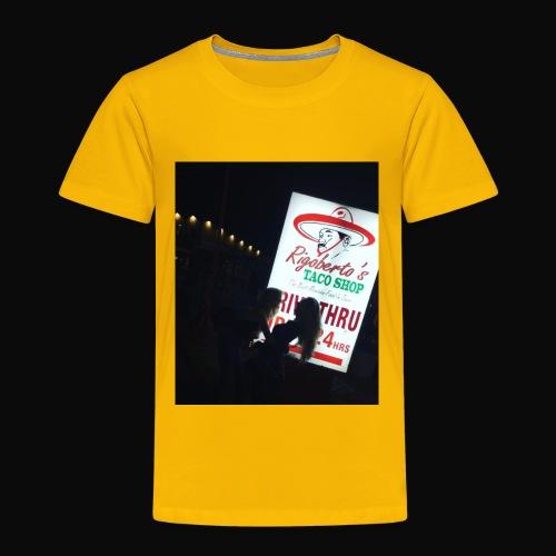 Rigos Tawcs - Toddler Premium T-Shirt