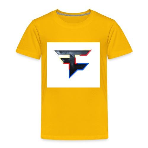 Faze T-shirt - Toddler Premium T-Shirt