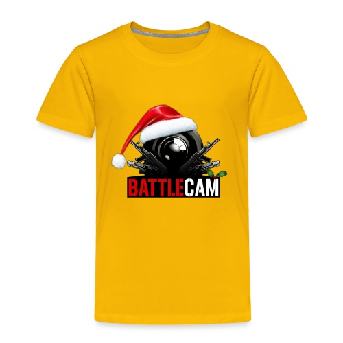 Battlecam_logo - Toddler Premium T-Shirt