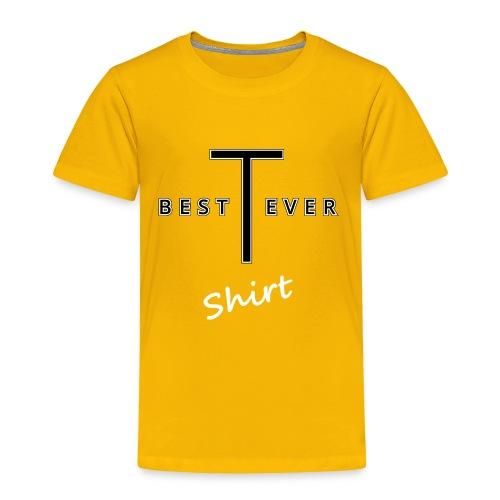 13715600 d - Toddler Premium T-Shirt