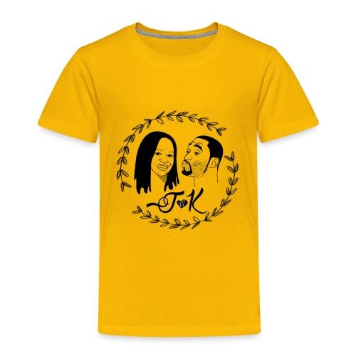 Wedding T-Shirt - Toddler Premium T-Shirt