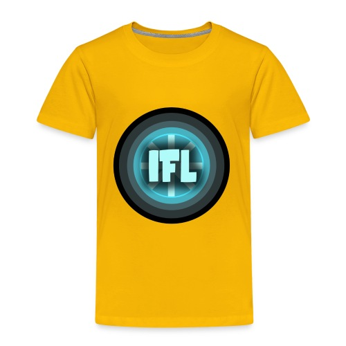 Logo Looper - Toddler Premium T-Shirt