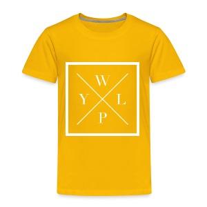 logo_w - Toddler Premium T-Shirt
