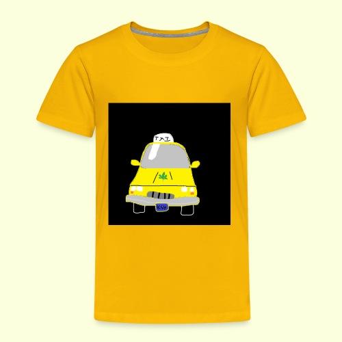 Kush Cab - Toddler Premium T-Shirt