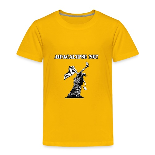AIPACALYPSE Shirt - Toddler Premium T-Shirt
