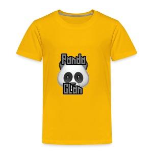 PandaClan - Toddler Premium T-Shirt