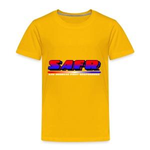 SAFR Logo - Toddler Premium T-Shirt