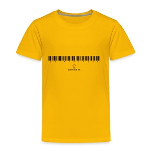 Barcode - Toddler Premium T-Shirt