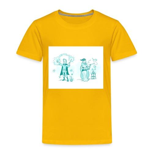 TEST DESIGN - Toddler Premium T-Shirt