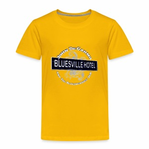 John DeGarmo and the Bluesberries Jam Merchandise - Toddler Premium T-Shirt