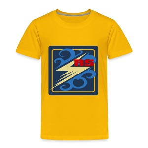 Rimps Logo Flash - Toddler Premium T-Shirt