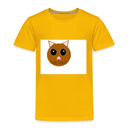cute_cat - Toddler Premium T-Shirt