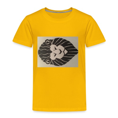 King Broccoli Logo - Toddler Premium T-Shirt