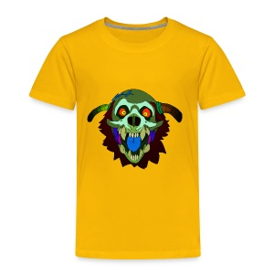 Dr. Mindskull - Toddler Premium T-Shirt