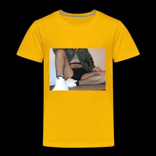 self modeled - Toddler Premium T-Shirt