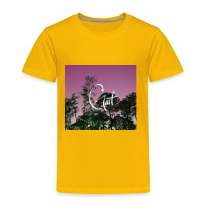 Pink Forest Gart - Toddler Premium T-Shirt