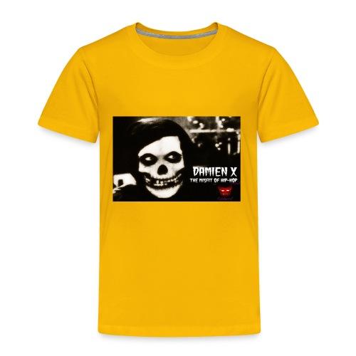 Crimson Ghost Logo - Toddler Premium T-Shirt