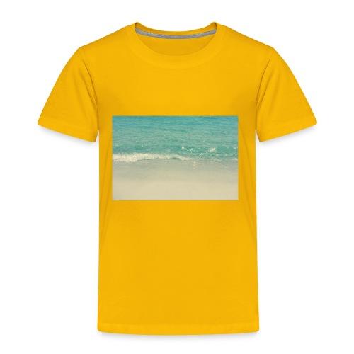 Love the beach. - Toddler Premium T-Shirt
