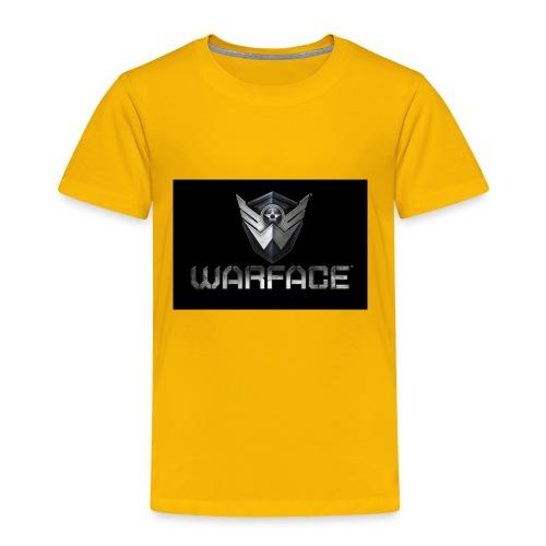 warface-logo - Toddler Premium T-Shirt
