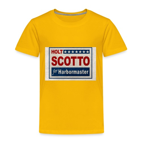 Vote 4 Holt - Toddler Premium T-Shirt