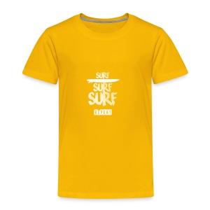 SURF - Toddler Premium T-Shirt