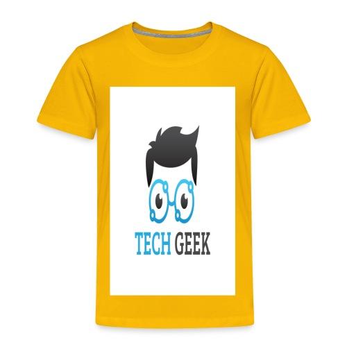 TECH-GEEK T-SHIRT - Toddler Premium T-Shirt
