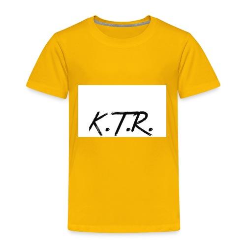 K.T.R. Merchandise - Toddler Premium T-Shirt