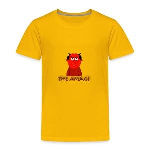 Garbler Design 2 - Toddler Premium T-Shirt