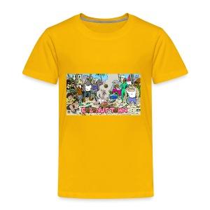 Coconut Town - Toddler Premium T-Shirt