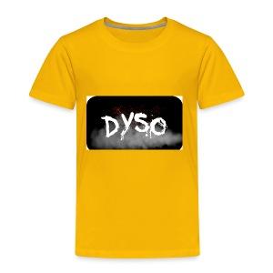 Dyso Platinum design - Toddler Premium T-Shirt