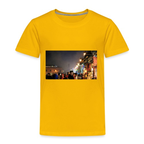 Marrakech at Night - Toddler Premium T-Shirt