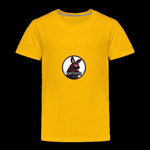 Bunny Assassin Logo - Toddler Premium T-Shirt