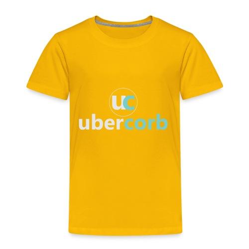 Vertical Logo Set - Toddler Premium T-Shirt