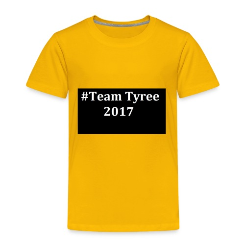 Team_tyree - Toddler Premium T-Shirt