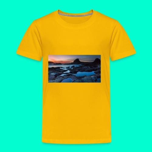 the best design - Toddler Premium T-Shirt
