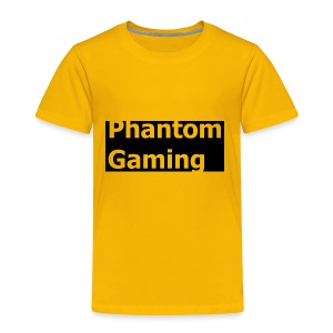 Phantom Shirt No.4 | New Logo Design - Toddler Premium T-Shirt