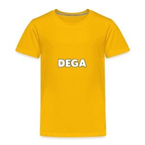 dega shirt - Toddler Premium T-Shirt