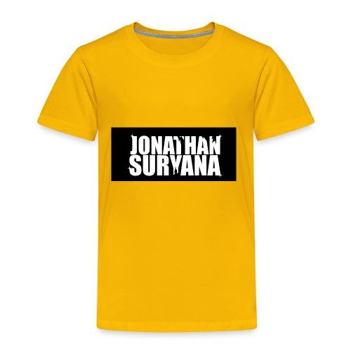 bling bling jonathan suryana - Toddler Premium T-Shirt