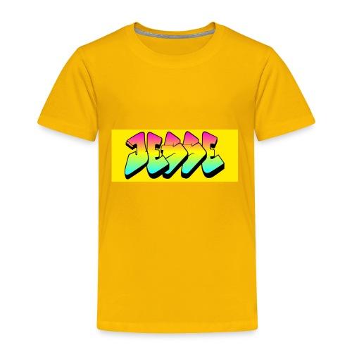 jesses logo - Toddler Premium T-Shirt