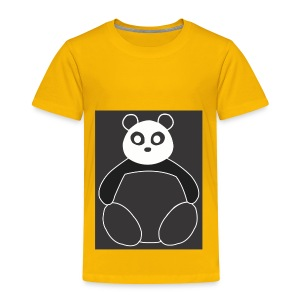 Fat Panda - Toddler Premium T-Shirt
