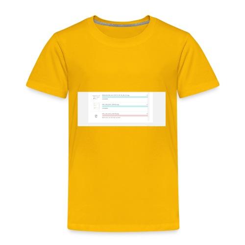 bulk_upload - Toddler Premium T-Shirt