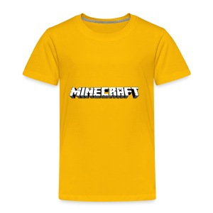Mincraft MERCH - Toddler Premium T-Shirt
