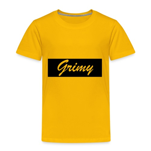 grimylogo - Toddler Premium T-Shirt
