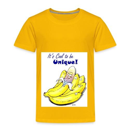 Be Unique! - Toddler Premium T-Shirt