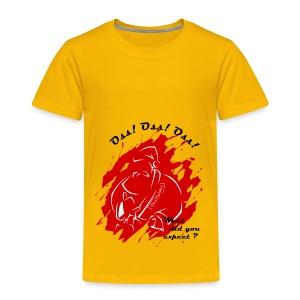 Santa_claus_V1 - Toddler Premium T-Shirt