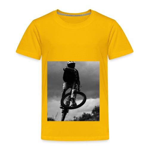DOWNHILL. - Toddler Premium T-Shirt