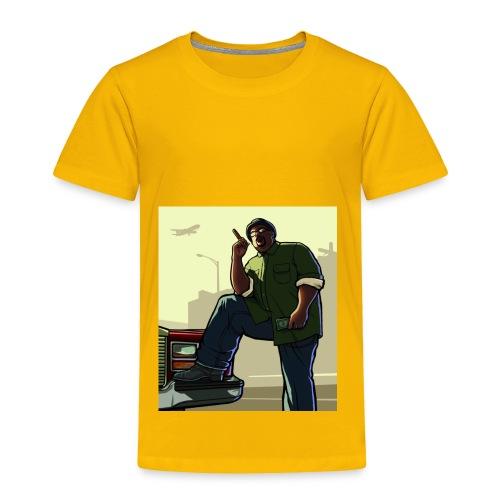 Big Smoke Sa - Toddler Premium T-Shirt