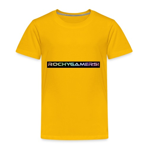 rochyy - Toddler Premium T-Shirt