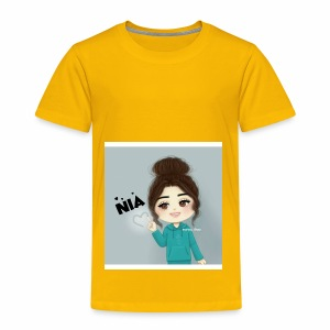 NIA FAMILY - Toddler Premium T-Shirt