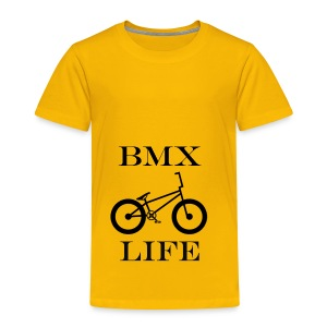 BMX LIFE - Toddler Premium T-Shirt
